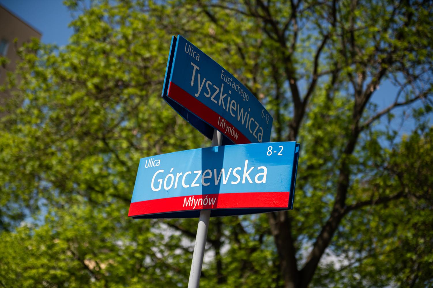 Górczewska ZDM