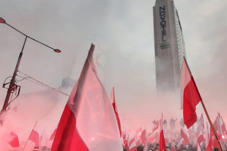 Marsz Niepodległości będzie w innej formule. Zmotoryzowanej
